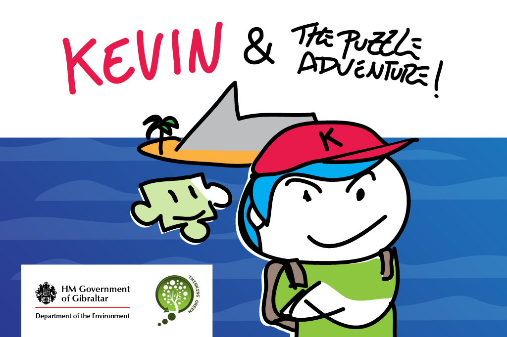 Kevin and the Puzzle Adventure